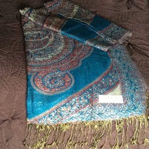 Accessories - Pashmina Wrap/scarf 70/30